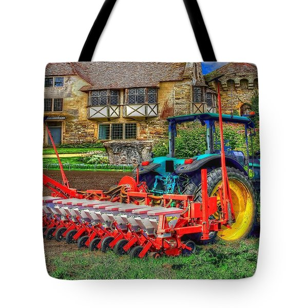 English Countryside Tote Bag by L Wright