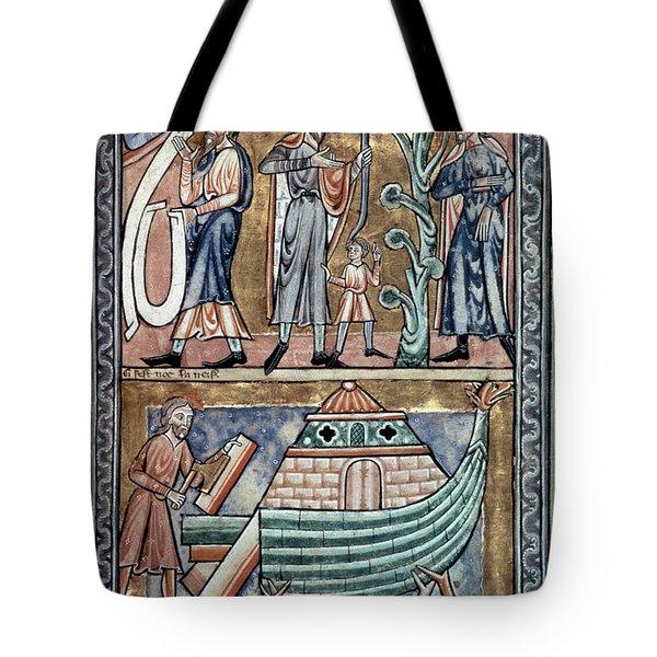 English Psalter, C1215 Tote Bag