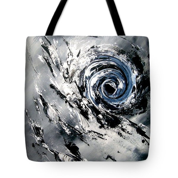 Enigma Tote Bag by Thierry Vobmann
