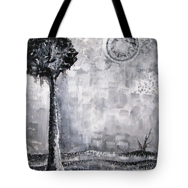 Enigmatic Tote Bag by Prajakta P