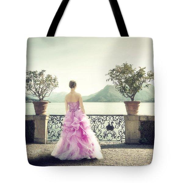 enjoying Italy Tote Bag by Joana Kruse