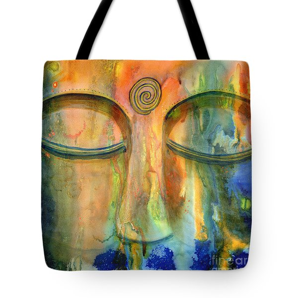 Enlightened Tote Bag