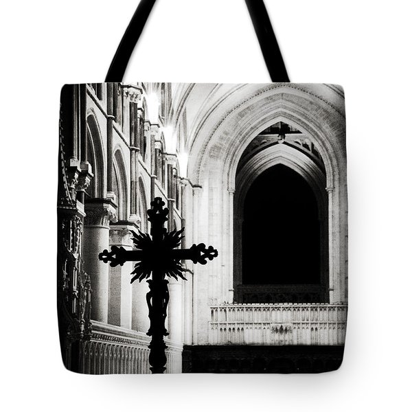 Tote Bag featuring the photograph Enlightenment  by Lisa Knechtel