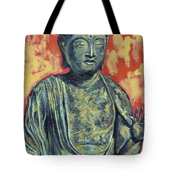 Enlightenment Tote Bag by Tom Roderick