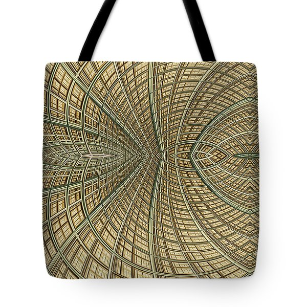Enmeshed Tote Bag by John Edwards