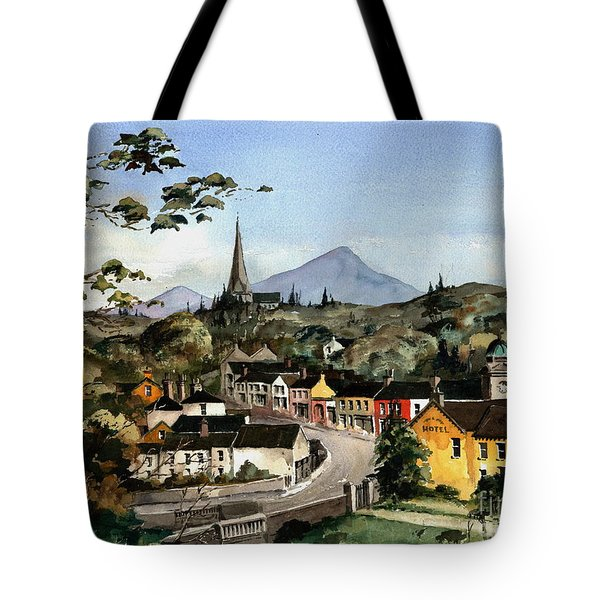 Enniskerry Panorama Wicklow Tote Bag