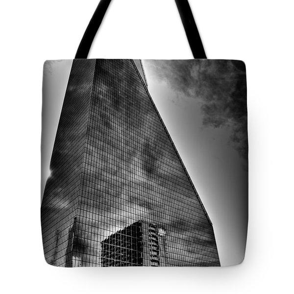 Enormous Tote Bag by Mark Alder
