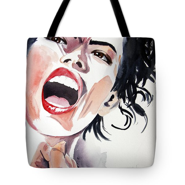 Enough Tote Bag