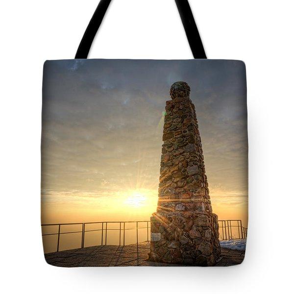Ensign Peak Nature Park Utah Tote Bag