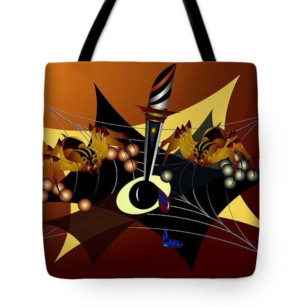 Tensions Tote Bag