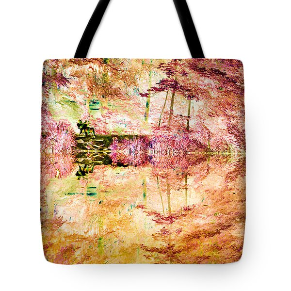 Entangled Tote Bag by William Beuther