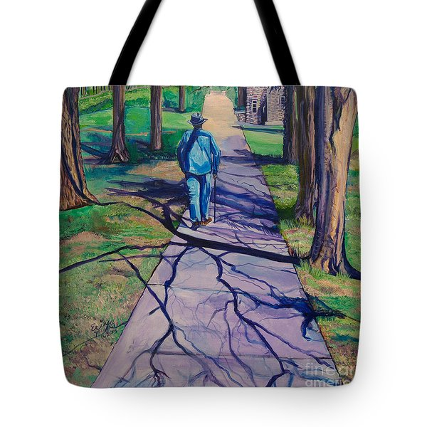 Entanglement On Highway 98' Tote Bag
