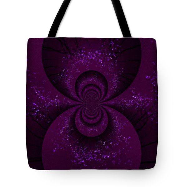 Enter The Fairy Realm Tote Bag