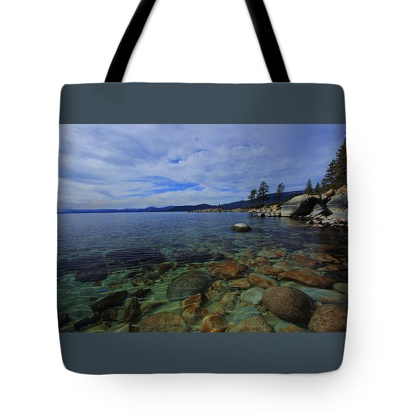 Enter Willingly  Tote Bag