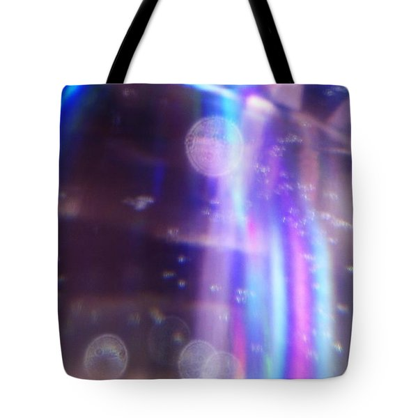 Tote Bag featuring the photograph Enterprise Approaching by Martin Howard