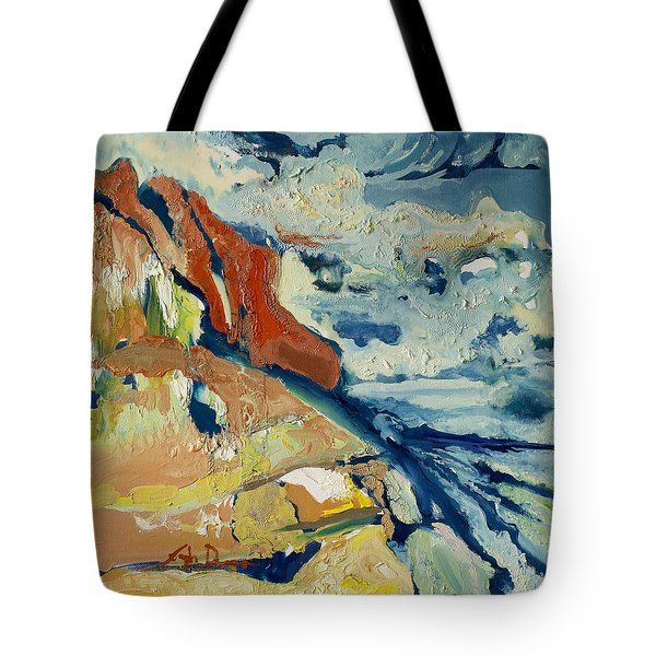 Entertainment Tote Bag by Joseph Demaree
