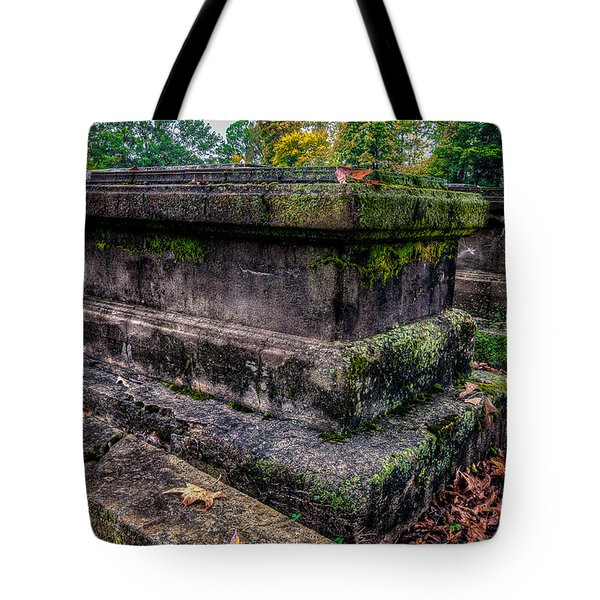 Entombed Tote Bag