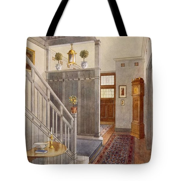 Entrance Passage Tote Bag