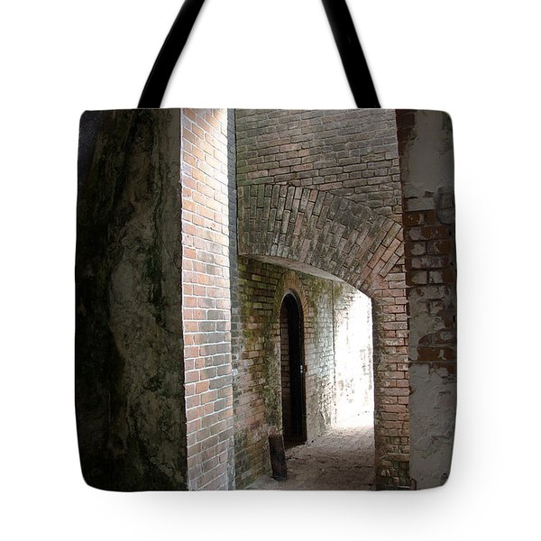 Entries Tote Bag by Kathy Bassett