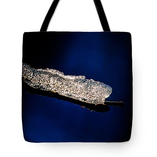 Entropy Tote Bag by Alexander Senin