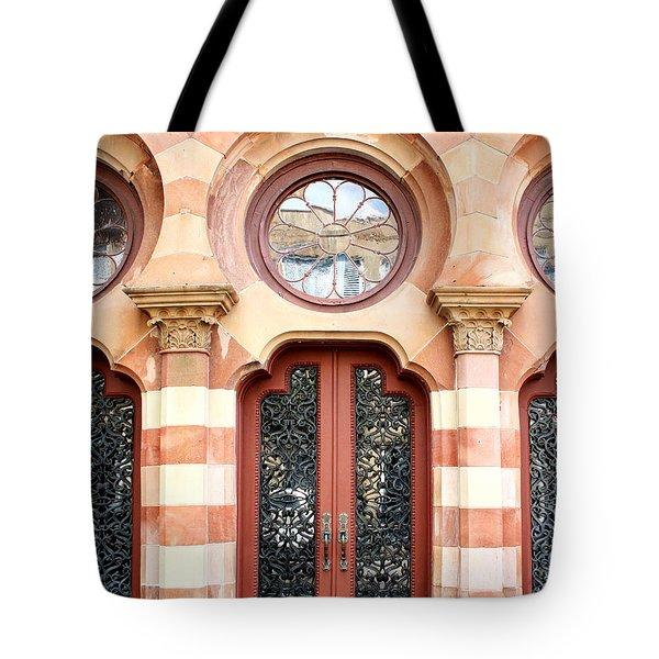 Entry Charleston Tote Bag by William Dey