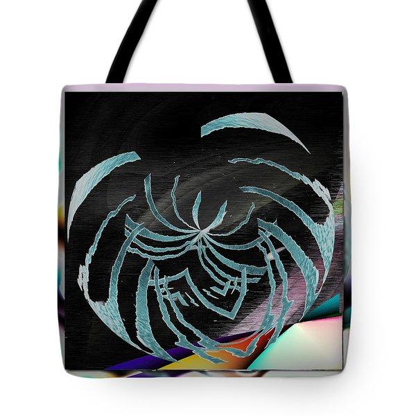 Enveloped 9 Tote Bag by Tim Allen