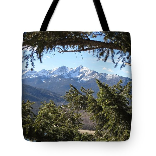 Epic Tote Bag by Karen Shackles