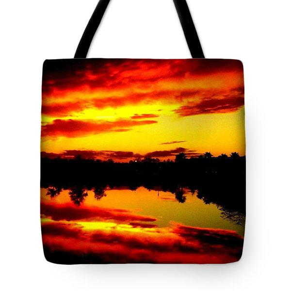 Epic Reflection Tote Bag
