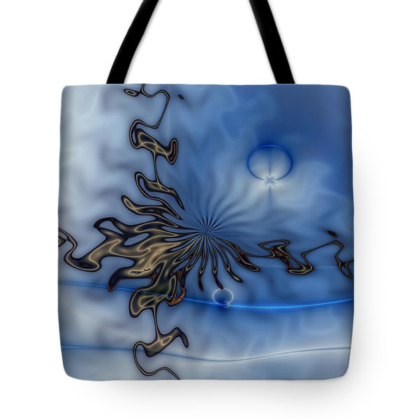 Epicenter Tote Bag