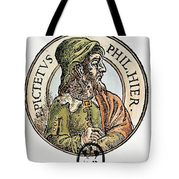 Epictetus Tote Bag by Granger