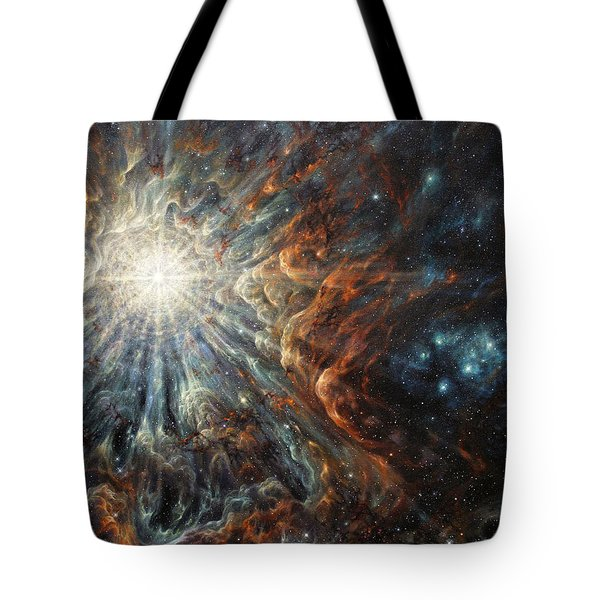 Epiphany In Light Tote Bag