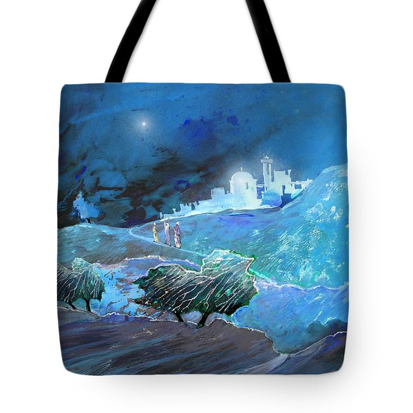 Epiphany Tote Bag by Miki De Goodaboom