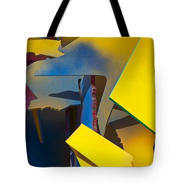 Epoch Tote Bag