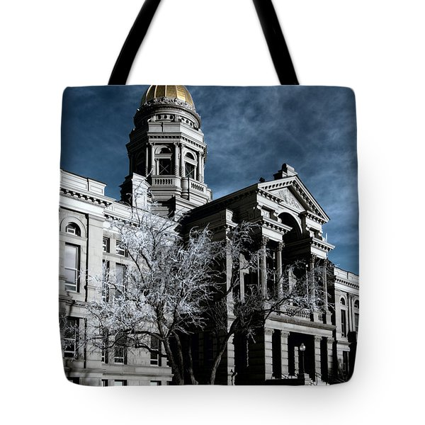Equality State Dome Tote Bag