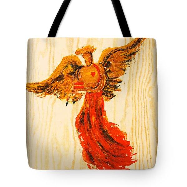 Equally Unconditional Tote Bag