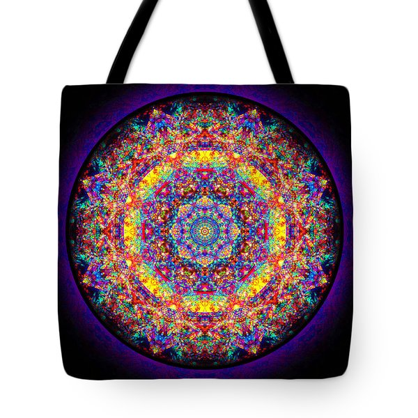 Equanimity Tote Bag by Jalai Lama