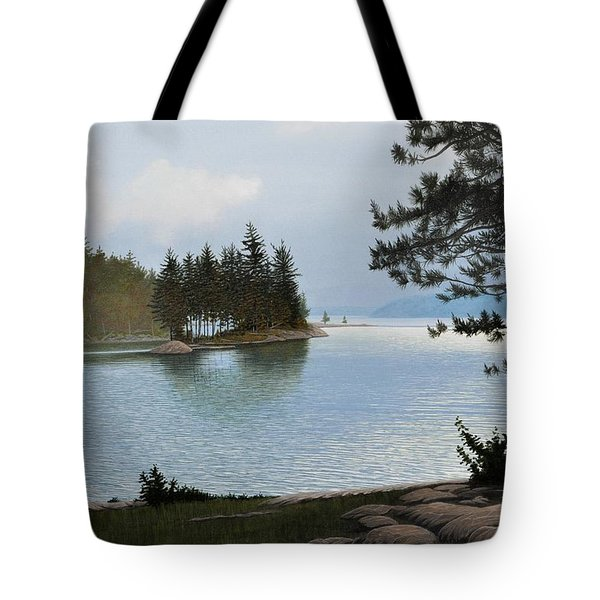Equanimity Tote Bag by Kenneth M  Kirsch