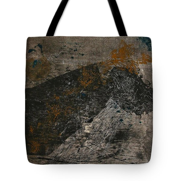 Tote Bag featuring the painting Equestrian by Lesley Fletcher