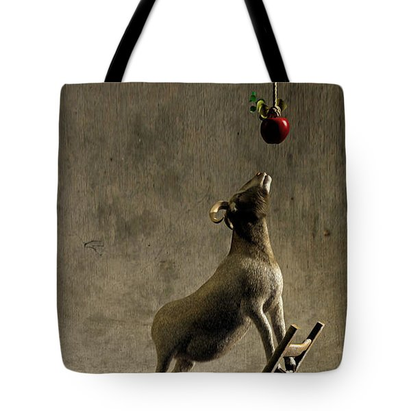Equilibrium Tote Bag by Cynthia Decker