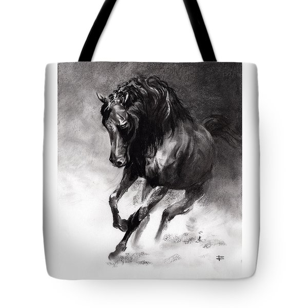 Equine Tote Bag by Paul Davenport