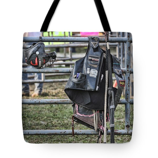 Equipment Tote Bag by Denise Romano