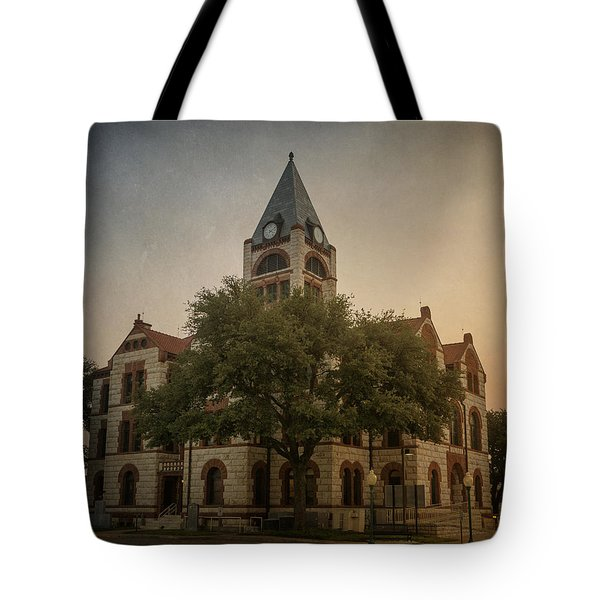 Erath County Courthouse Tote Bag