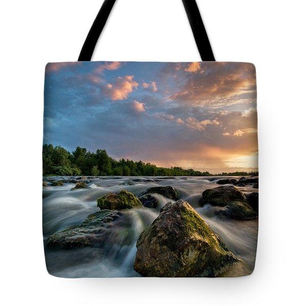Eriador Tote Bag by Davorin Mance