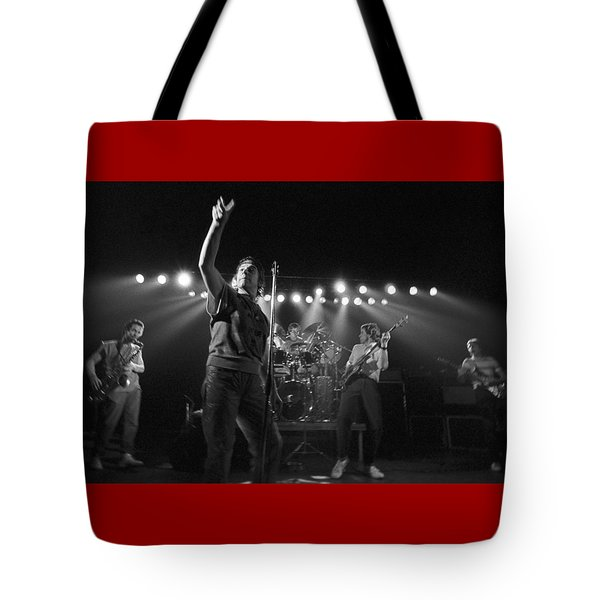 Eric Burdon Tote Bag