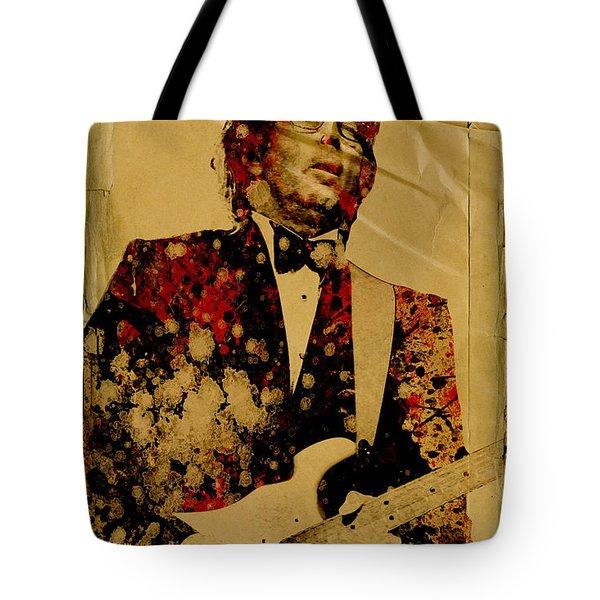 Eric Clapton 2 Tote Bag
