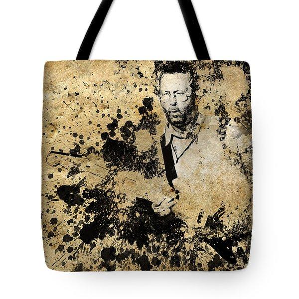 Eric Clapton 3 Tote Bag