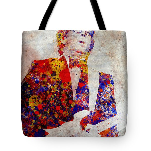 Eric Claptond Tote Bag