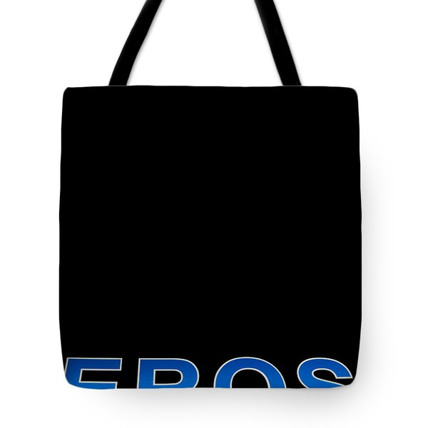 Eros Tote Bag by Stelios Kleanthous