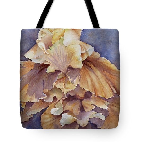 Eruption II--flower Of Rebirth Tote Bag by Mary McCullah
