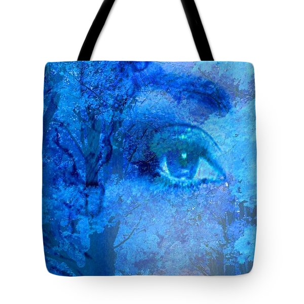 Escape Tote Bag by Matthew Lacey